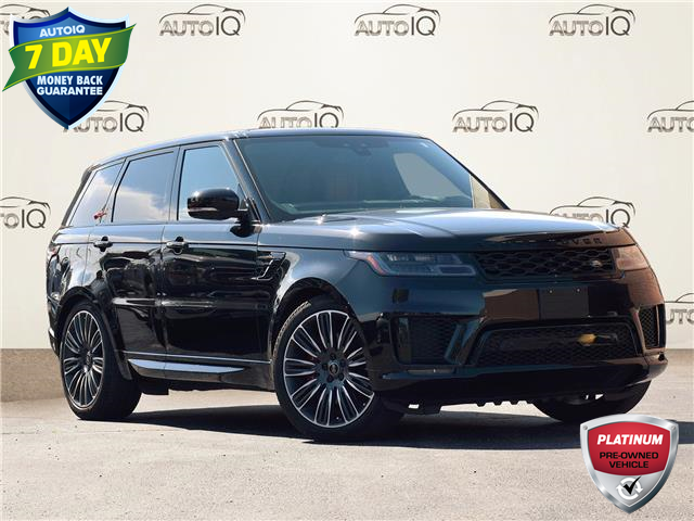 2021 Land Rover Range Rover Sport Autobiography Dynamic (Stk: P1256) in Waterloo - Image 1 of 29