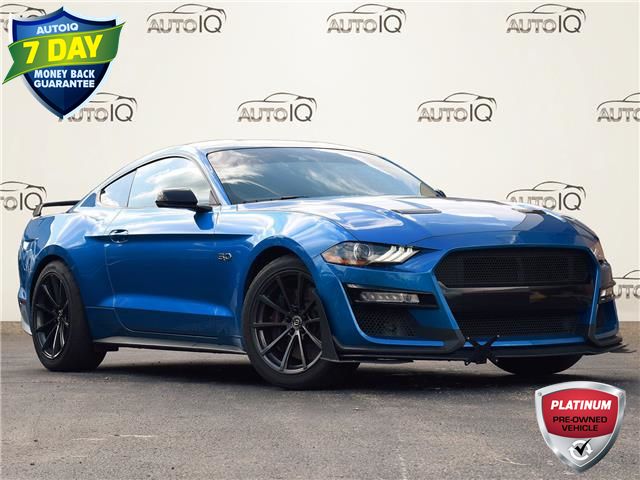 2019 Ford Mustang GT Premium (Stk: P1265) in Waterloo - Image 1 of 25