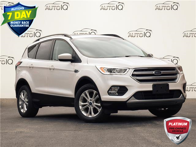2018 Ford Escape SEL (Stk: ZD134A) in Waterloo - Image 1 of 29