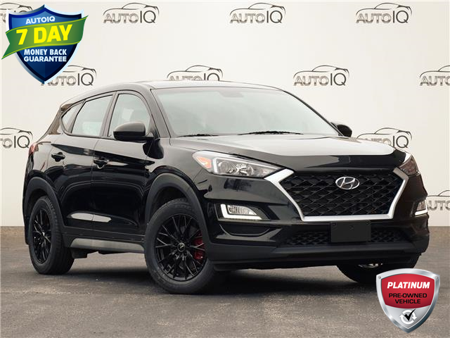 2019 Hyundai Tucson Essential w/Safety Package (Stk: RD106A) in Waterloo - Image 1 of 21