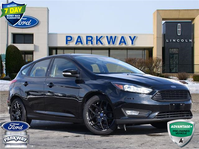 2017 Ford Focus SEL (Stk: P0737) in Waterloo - Image 1 of 29