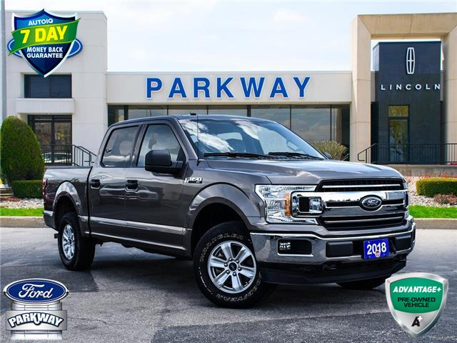 2018 Ford F-150 XLT (Stk: LP0751) in Waterloo - Image 1 of 25