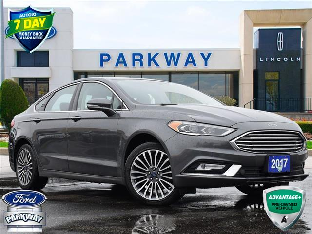 2017 Ford Fusion SE (Stk: EDB553A) in Waterloo - Image 1 of 28