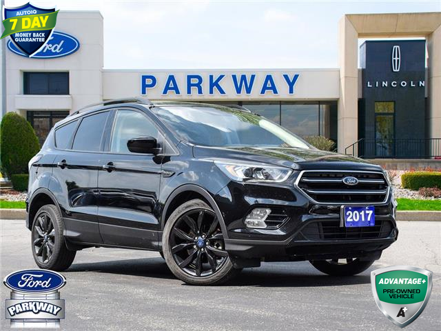 2017 Ford Escape SE (Stk: P0721A) in Waterloo - Image 1 of 25