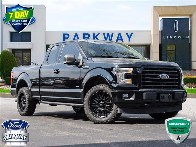2017 Ford F-150 XLT (Stk: FB288A) in Waterloo - Image 1 of 23
