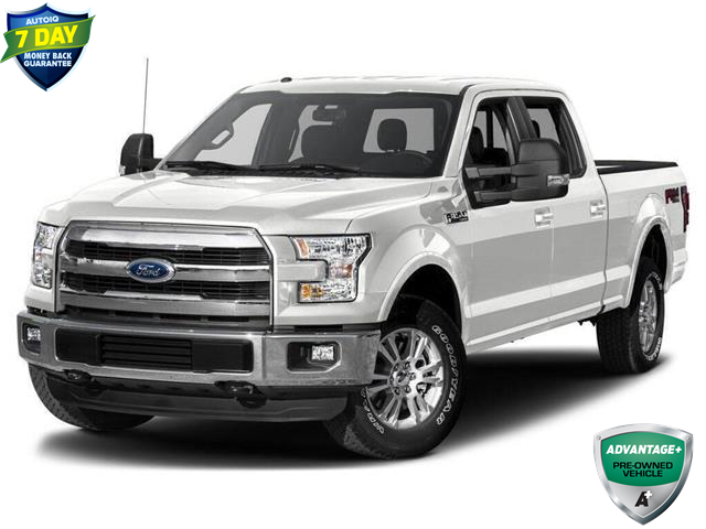 2016 Ford F-150 Lariat (Stk: FB658A) in Waterloo - Image 1 of 9