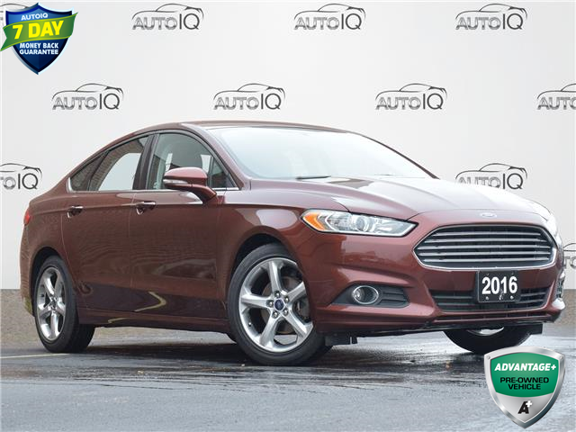 2016 Ford Fusion SE (Stk: EDB032A) in Waterloo - Image 1 of 15