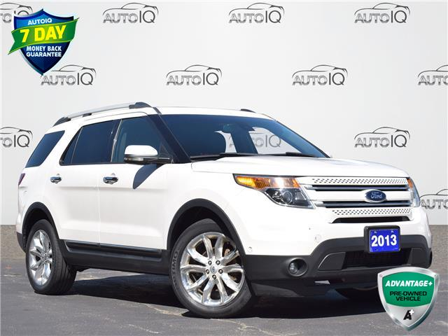 2013 Ford Explorer Limited (Stk: KCA978A) in Waterloo - Image 1 of 16
