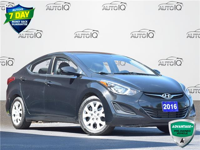2016 Hyundai Elantra L+ (Stk: LP0872A) in Waterloo - Image 1 of 13
