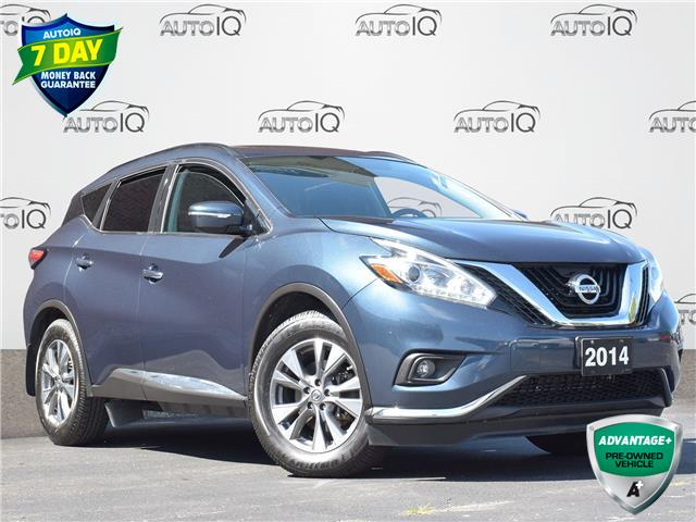2015 Nissan Murano SV (Stk: RB772A) in Waterloo - Image 1 of 14