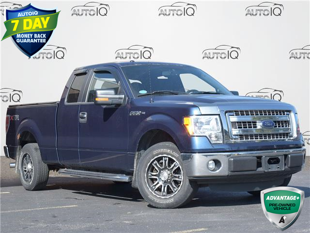 2013 Ford F-150 XLT (Stk: FSB817A) in Waterloo - Image 1 of 11