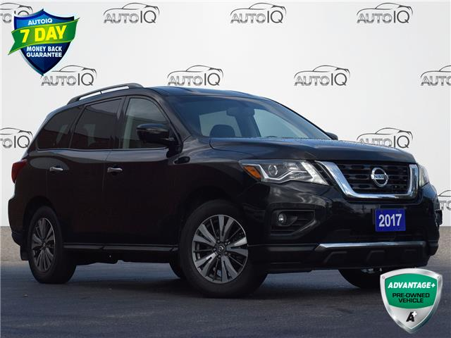 2017 Nissan Pathfinder SL (Stk: XB773A) in Waterloo - Image 1 of 15