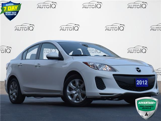 2012 Mazda Mazda3 GX (Stk: ZB996A) in Waterloo - Image 1 of 12