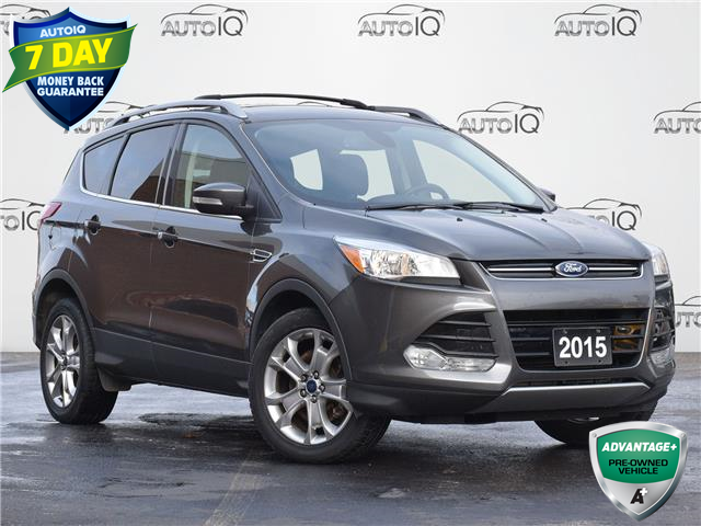 2015 Ford Escape Titanium (Stk: P0866A) in Waterloo - Image 1 of 15