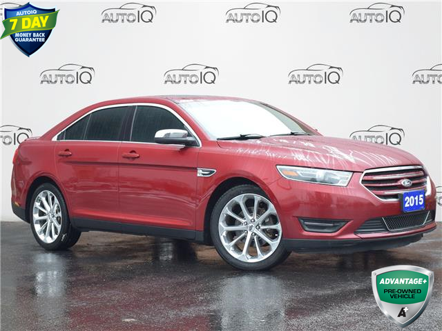 2015 Ford Taurus Limited (Stk: EDB548A) in Waterloo - Image 1 of 17