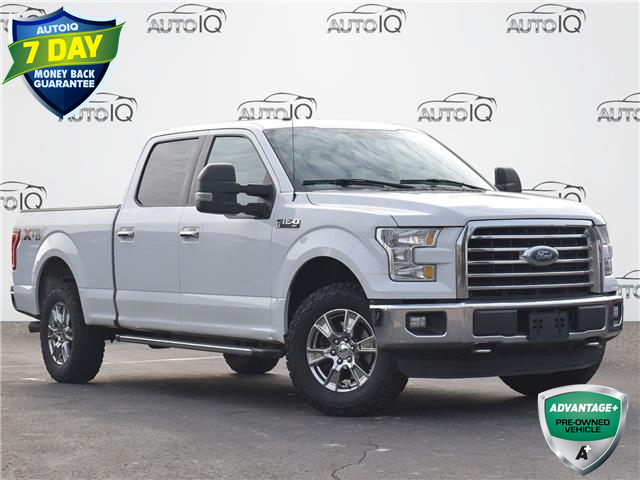 2016 Ford F-150 XLT (Stk: FB790A) in Waterloo - Image 1 of 19