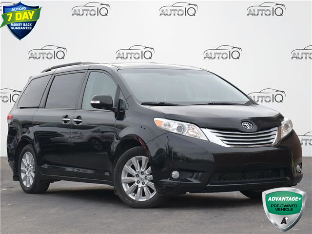 2014 Toyota Sienna XLE 7 Passenger (Stk: AB006A) in Waterloo - Image 1 of 18