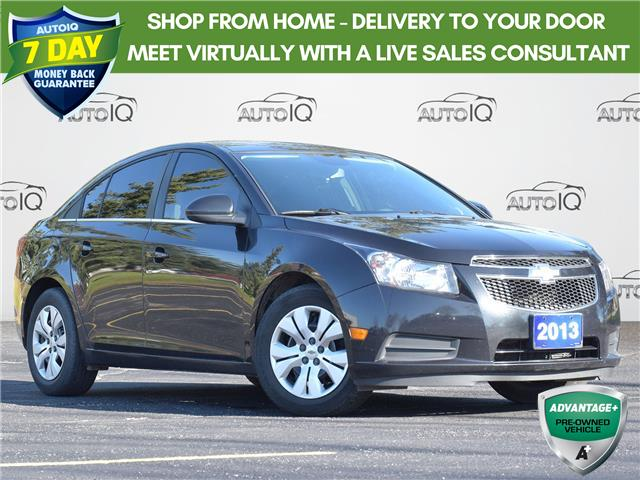 2013 Chevrolet Cruze LT Turbo (Stk: ZC026A) in Waterloo - Image 1 of 11