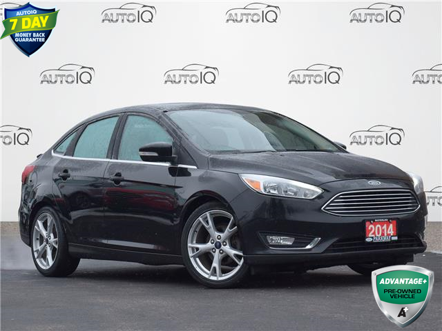 2016 Ford Focus Titanium (Stk: RC270A) in Waterloo - Image 1 of 16