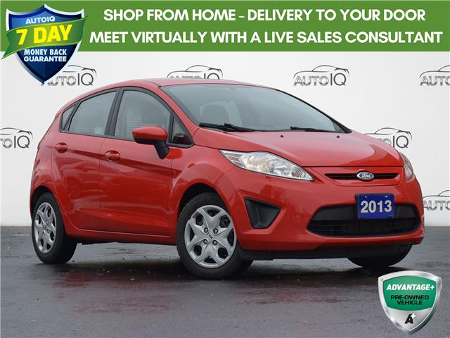 2013 Ford Fiesta SE (Stk: P1039) in Waterloo - Image 1 of 14
