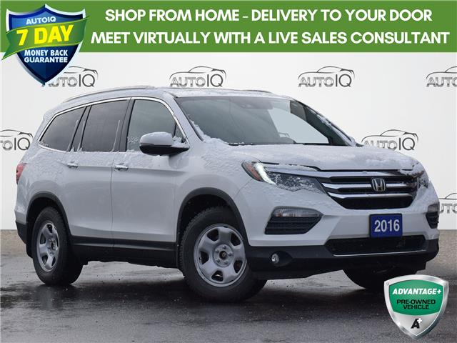 2016 Honda Pilot Touring (Stk: FC113B) in Waterloo - Image 1 of 19