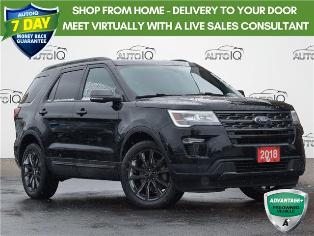 2018 Ford Explorer XLT (Stk: LP1026) in Waterloo - Image 1 of 19