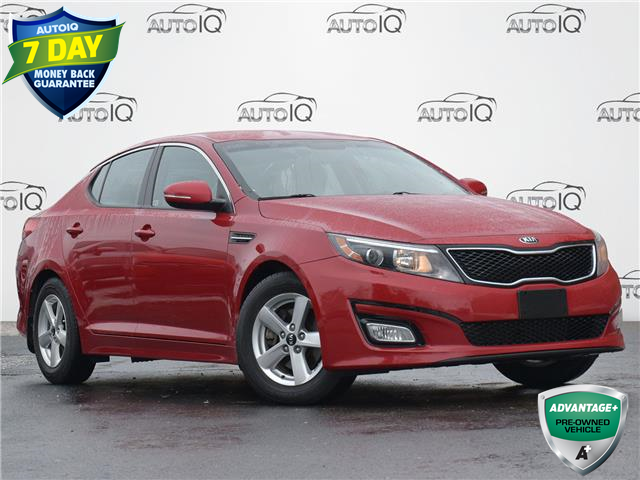 2015 Kia Optima LX (Stk: FC272A) in Waterloo - Image 1 of 13