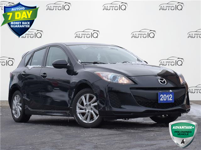 2012 Mazda Mazda3 GS-SKY (Stk: KCA976B) in Waterloo - Image 1 of 14