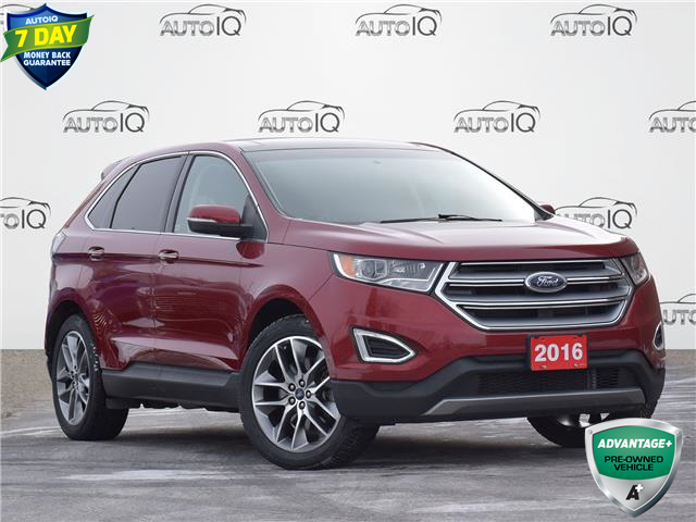 2016 Ford Edge Titanium (Stk: LP1033) in Waterloo - Image 1 of 18
