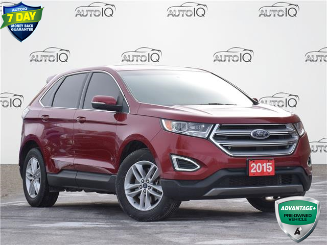 2015 Ford Edge SEL (Stk: P0362A) in Waterloo - Image 1 of 18