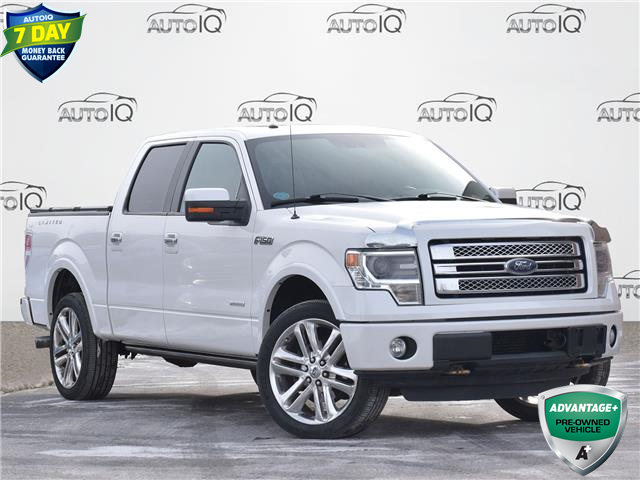 2013 Ford F-150 Limited (Stk: P1047) in Waterloo - Image 1 of 20
