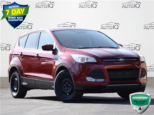 2016 Ford Escape SE (Stk: ZC487B) in Waterloo - Image 1 of 17