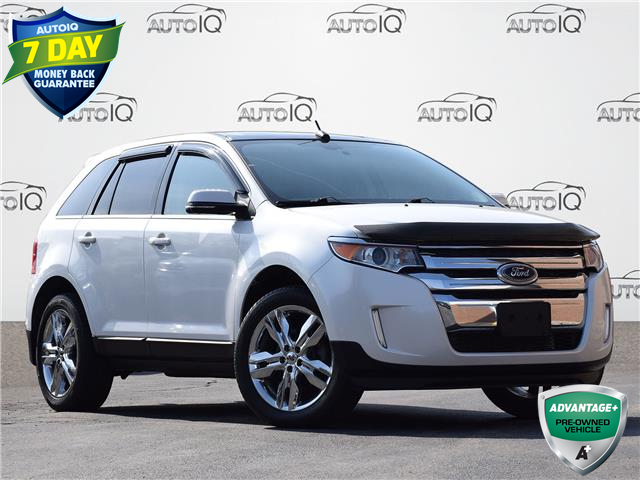 2014 Ford Edge Limited (Stk: EDC544A) in Waterloo - Image 1 of 18
