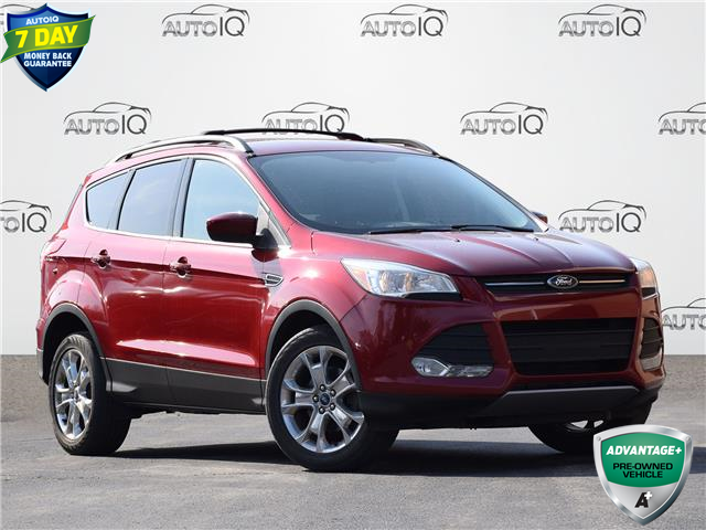 2013 Ford Escape SE (Stk: EDC265A) in Waterloo - Image 1 of 18