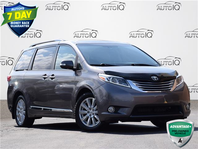 2017 Toyota Sienna Limited 7-Passenger (Stk: AC647A) in Waterloo - Image 1 of 18