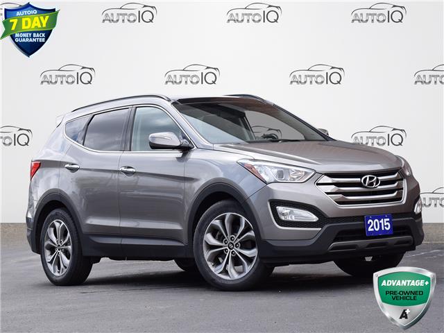 2015 Hyundai Santa Fe Sport 2.0T SE (Stk: EDC217A) in Waterloo - Image 1 of 16