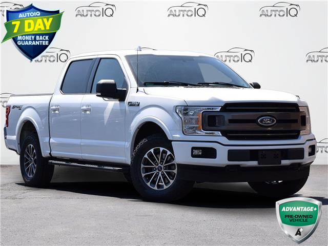 2018 Ford F-150 XLT (Stk: FC670A) in Waterloo - Image 1 of 19