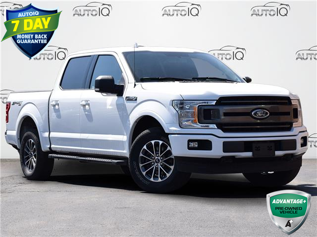 2018 Ford F-150 XLT (Stk: PV1135) in Waterloo - Image 1 of 19