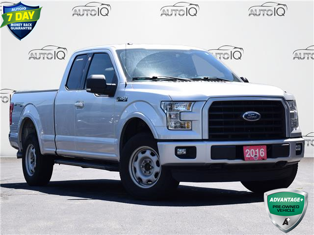 2016 Ford F-150 XLT (Stk: FC559A) in Waterloo - Image 1 of 28