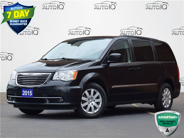 2015 Chrysler Town & Country Touring (Stk: NLC296AXX) in Waterloo - Image 1 of 29