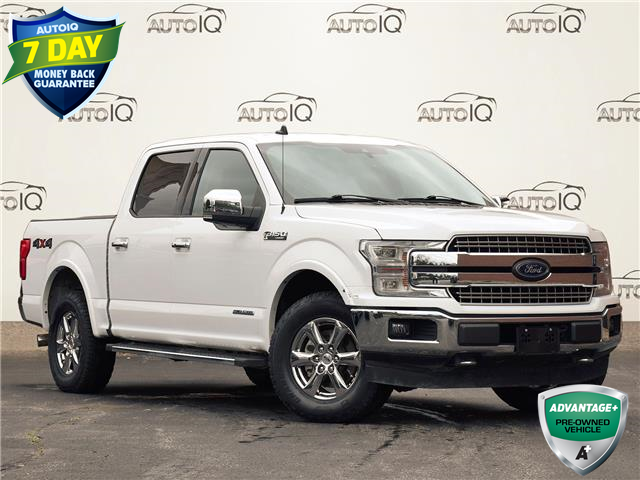 2019 Ford F-150 Lariat (Stk: FC894AX) in Waterloo - Image 1 of 30