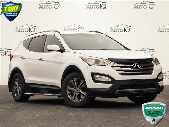 2013 Hyundai Santa Fe Sport 2.4 Premium (Stk: XD157A) in Waterloo - Image 1 of 28
