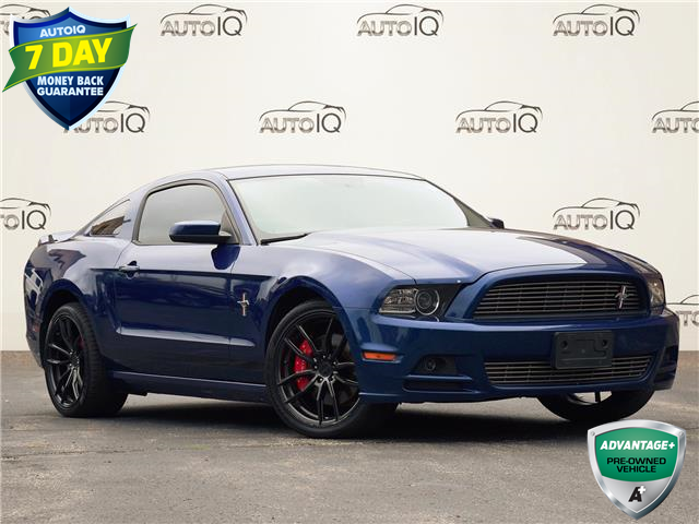 2014 Ford Mustang V6 Premium (Stk: P1265AX) in Waterloo - Image 1 of 22