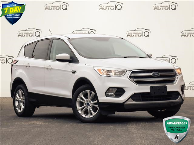 2017 Ford Escape SE (Stk: ZD141A) in Waterloo - Image 1 of 27
