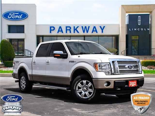 2012 Ford F-150 Lariat (Stk: FB353A) in Waterloo - Image 1 of 27