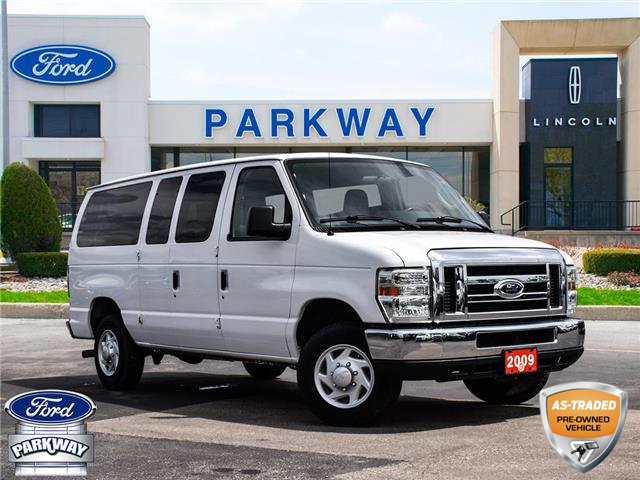 2009 Ford E-350 Super Duty XLT (Stk: TVA374A) in Waterloo - Image 1 of 23