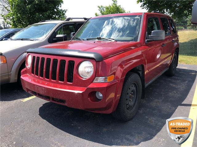 2007 Jeep Patriot Sport/North (Stk: P0850A) in Waterloo - Image 1 of 6