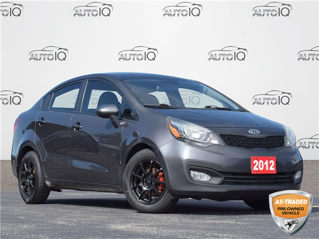 2012 Kia Rio LX (Stk: ESB248B) in Waterloo - Image 1 of 21