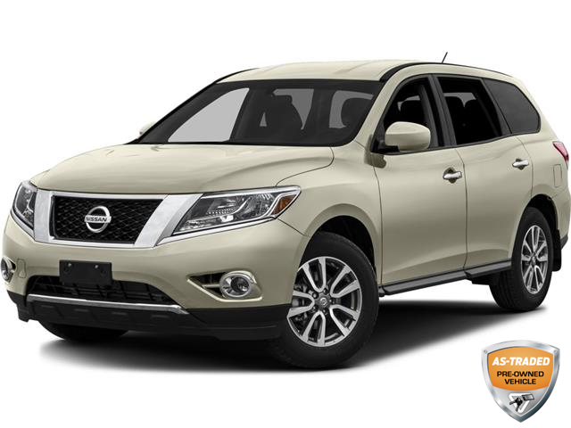 2014 Nissan Pathfinder SL (Stk: XA917B) in Waterloo - Image 1 of 4