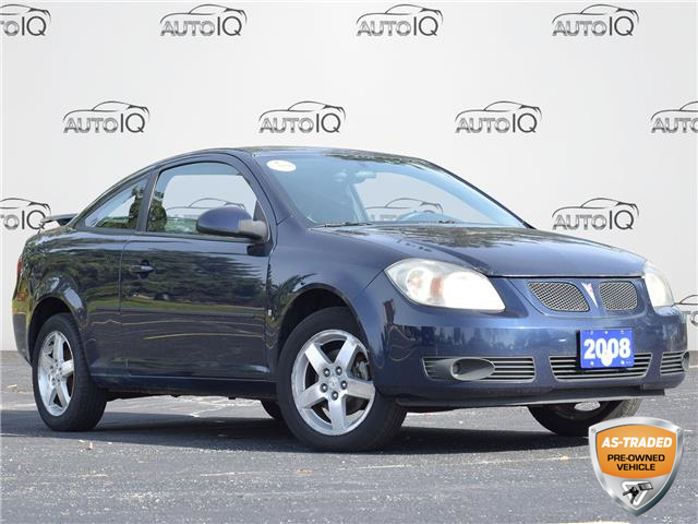 2008 Pontiac G5 Base (Stk: ZB931A) in Waterloo - Image 1 of 5